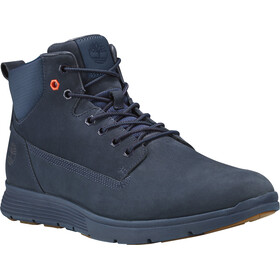 Timberland Killington Chukka Shoes Men Navy Nubuck